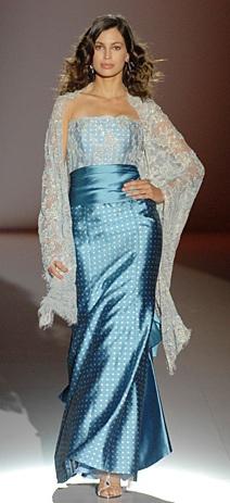Vestido de Fiesta Patricia Alvendaño