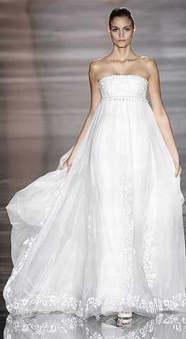 vestidos de novia sencillos. house vestidos de novia
