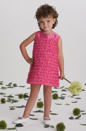 vestido de ceremonia nina2 Vestidos de Fiestas para Niñas