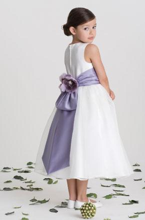 vestido de ceremonia nina9 Vestidos de Fiestas para Niñas