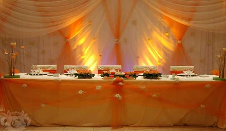 Ideas for Decorating The Wedding Reception Hall21