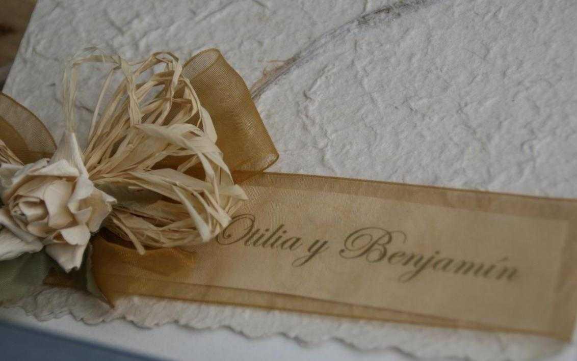 Cositas para mujer septiembre 2011 - Cosas para preparar una boda ...